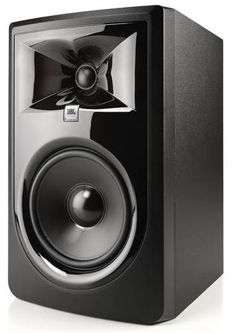 JBL 6.5in Two Way Powered Studio Monitor