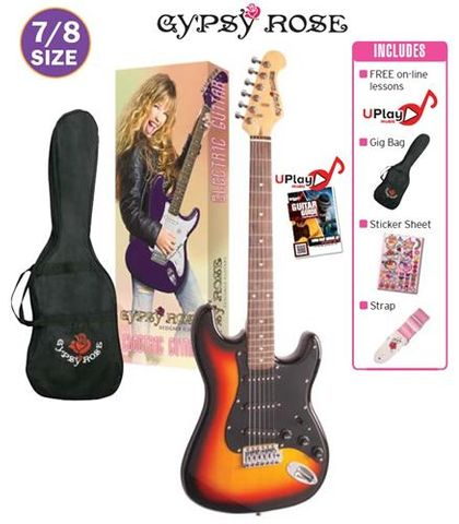 Gypsy Rose TS 7/8 Electric Guitar Kit