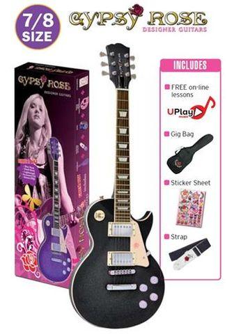 Gypsy Rose BK LP Guitar Kit