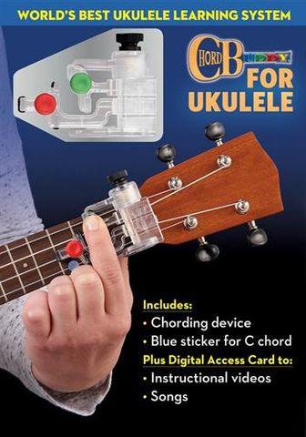Chordbuddy for Ukulele Package
