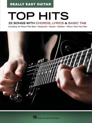 Top Hits Really Easy Guitar