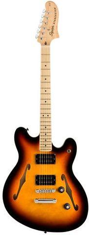 Fender Squier AFF Starcaster MN 3TS Elec