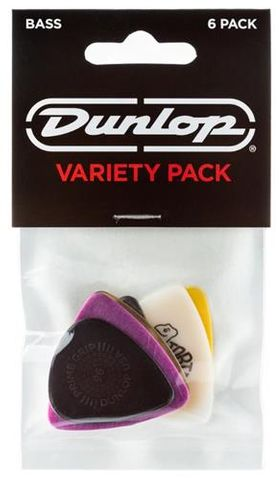 Bass Pick Variety Players Pack