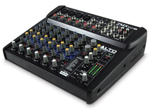 Alto ZMX122FX 8Ch Mixer with Effects