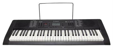 Crown CK68 BLACK 61 Key Port Keyboard
