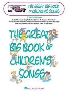 Childrens Songbooks