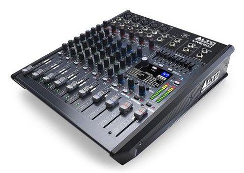 Alto Live802 8 Ch 2 Bus Mixer w 100 FX