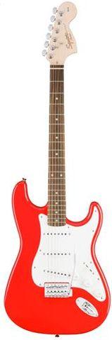 Fender Sq Aff Strat LRL RCR Electric Gtr