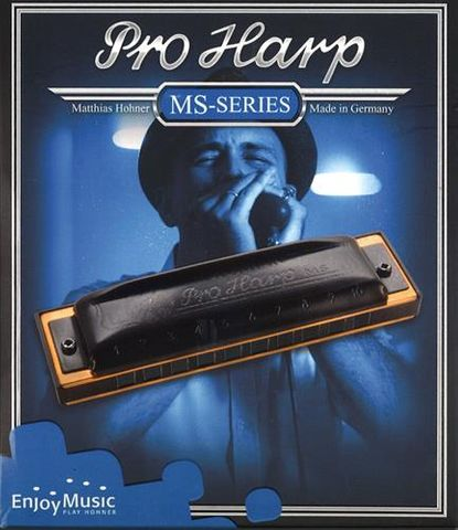 Hohner New Box Pro Harp A