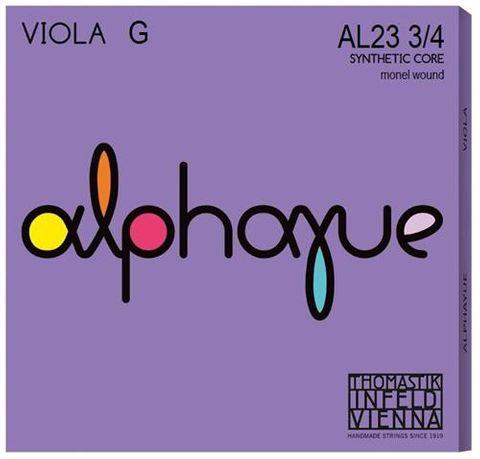 Thomastik 3/4 Alphayue VIOLA G String