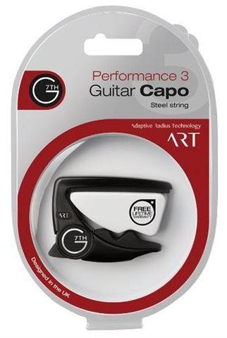 G7 Performance 3 BLACK Guitar Capo