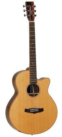 Tanglewood Java Superfolk Ac/El Guitar