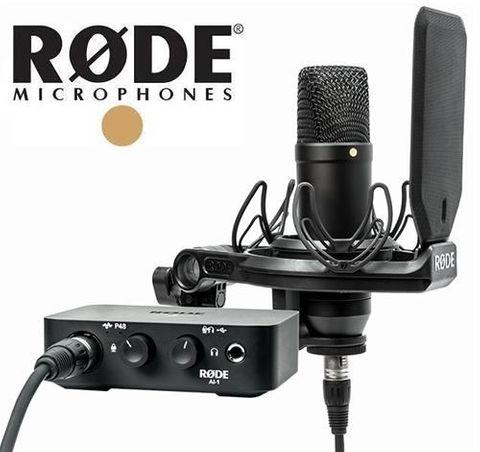 Rode NT1 Complete Studio Kit