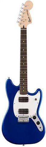 Fender Sq Bullet Mustang Electric Guitar