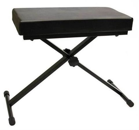 UXL Large Padded Keyboard Stool