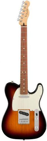 Fender Player Tele PF 3TS Electric Gtar