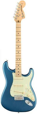 Fender AM Perf Strat MN Satin LBP Elect