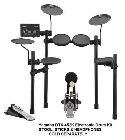 Yamaha DTX452K Drum Kit
