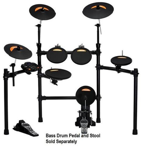 NUX DM2 Digital Drum Kit