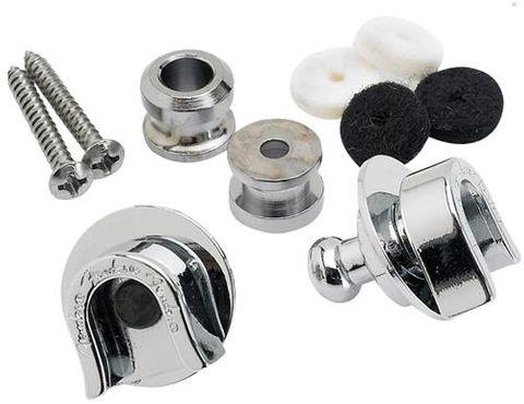Fender Elite Straplocks & Buttons Set