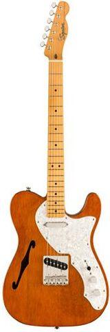 Fender Sq Classic Vibe 60s Thinline Tele