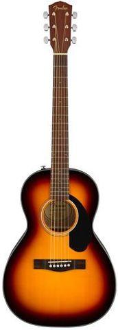 Fender CP60S Sunburst Parlour Guitar