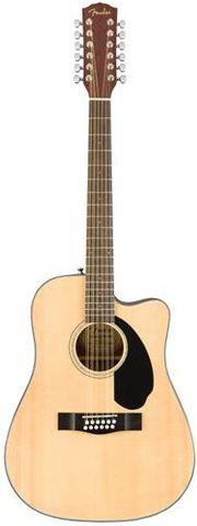 Fender CD60SCE 12 String Guitar