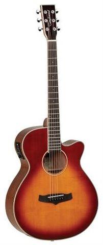 Tanglewood TW4SB Superfolk CE Guitar