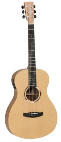 Tanglewood Discovery Exotic Parlour HR