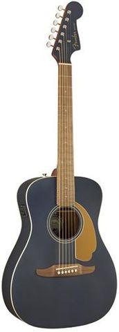 Fender Midnight Sat Malibu Player Ac/El
