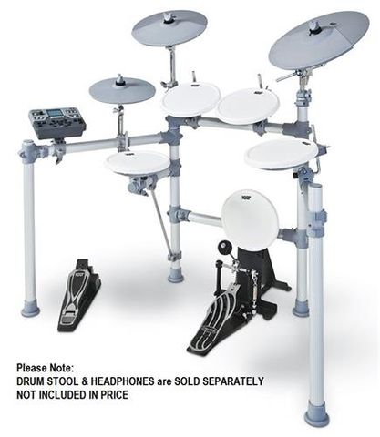 Kat KT2P 5pce Deluxe Digital Drum Kit