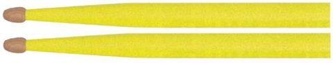 Total Perc YELLOW 5A WT Drum Sticks
