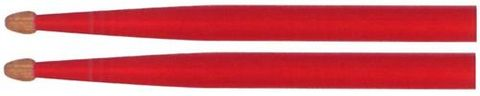 Total Perc RED 5A WT Drum Sticks