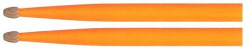 Total Perc ORANGE 5A WT Drum Sticks