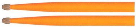 Total Perc ORANGE 5A WT Drum Sticks