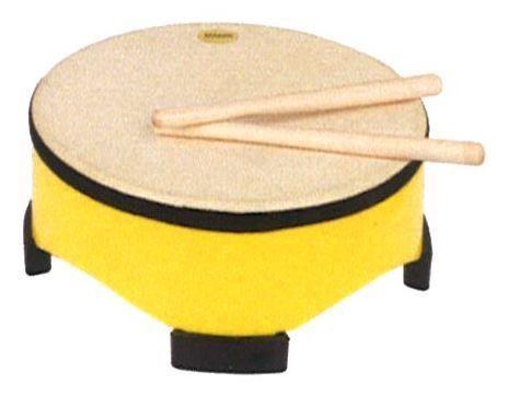 Mano 10in YELLOW Floor Drum