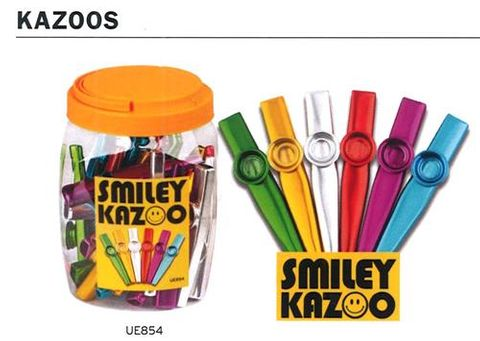 Smiley Kazoo