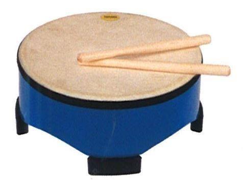 Mano 10in BLUE Floor Drum