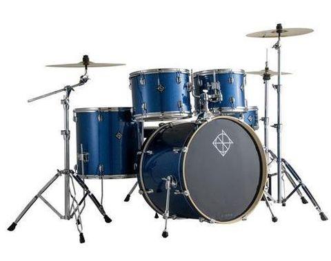 Dixon DSP522AOBS 5pc Ocean Blue Drum Kit