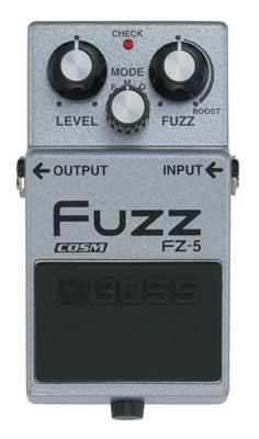 Boss FZ5 Fuzz Guitar Pedal