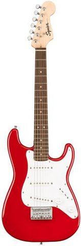 Fender SQ Mini Strat LRL DKR Guitar