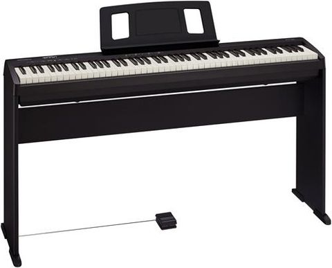 Roland FP10BKS Digital Piano w Wood Stnd