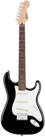 Fender Sq Bullet Strat HT LRL BLK Guitar