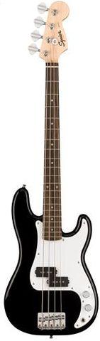 Fender SAQ Mini P Bass LRL BLK Guitar