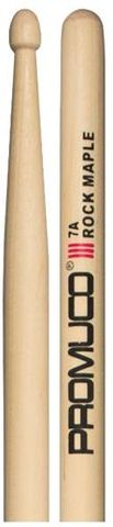 Promuco 7A WT Rock Maple Drumstricks