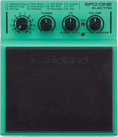 Roland SPD1E Electro Sampling Pad