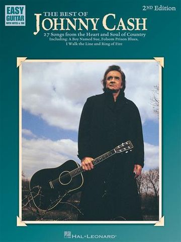 Best of Johnny Cash Easy Guitar