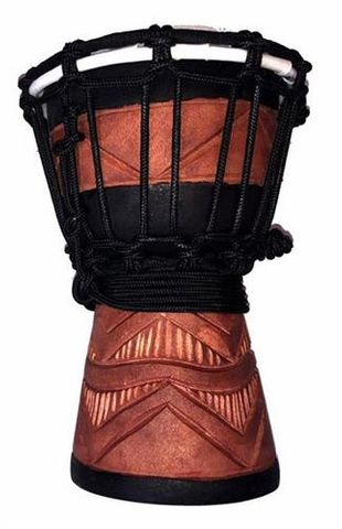 Toca 4in Mini Djembe Diamond