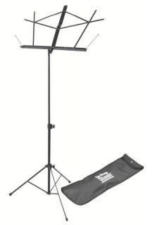 Onstage SM7122BB Black Music Stand w/bag