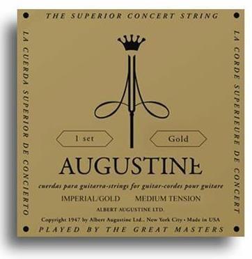 Imperial Gold Augustine Medium Strings